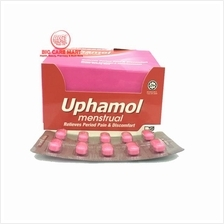 Uphamol Menstrual Relieves Period Pain 180 tablets