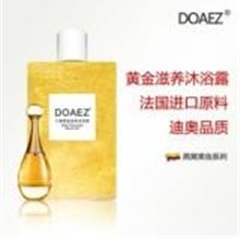 DOAEZ Bird's Nest GOLD Perfumed Showel Gel 400ML 沐浴ƃ..