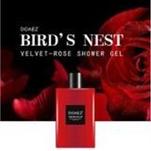 DOAEZ Bird's Nest VELVET ROSE Perfumed Showel Gel 400ML 沐૲..