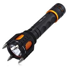 SKYWOLFEYE X - 007 OUTDOOR HIGH POWER CAMPING FLASHLIGHT TORCH WITH AT