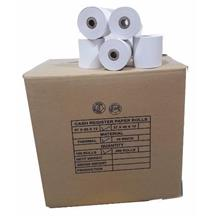 POS Cash Register Thermal Receipt Paper Roll 57x50mm For Printer