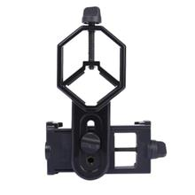 CAMERA HOLDER TELESCOPE MONOCULAR ADAPTER MOUNT FOR MOBILE PHONE (BLAC