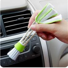 Multi-function Double Head Dust Cleaning Brush Car Indoor Air Conditio