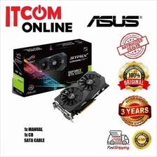 ASUS GTX1050TI 4GB GDDR5 128BIT STRIX GAMING (STRIX-GTX1050TI-4G-GAMING)