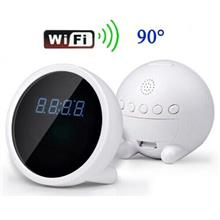 WiFi Clock Camera For iPhone And Android Phones (WCH-25) ★