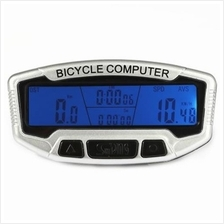 SUNDING SD - 558A OUTDOOR MULTIFUNCTION WATER RESISTANT CYCLING ODOMET
