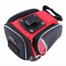 CBR C2 OUTDOOR CYCLING REAR SEAT SADDLE BICYCLE BIKE TAIL BAG POUCH (R
