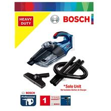 Bosch GAS 18V-1 Cordless Vacuum Cleaner (Solo)