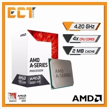 AMD A12 9800 Bristol Ridge APU Desktop Processor