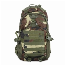 BL021 TACTICAL CAMOUFLAGE BACKPACK FOR OUTDOOR SPORT (JUNGLE CAMOUFLAG