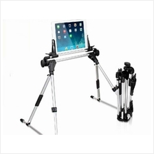 270° Foldable Desk Floor Stand Lazy Bed Tablet Holder Mount for iPad