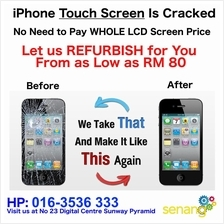 first rate 3103c 35d0c Repair Your Original iPhone 7 Plus LCD iPhone 7 Plus Touch Screen: Best  Price in Malaysia