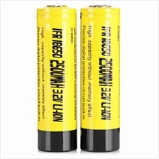 TANGSPOWER 3.2V 2500MAH RECHARGEABLE 18650 IFR BATTERY TORCH NIMH REPL