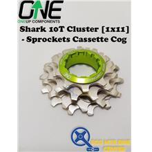 ONEUP COMPONENTS Shark 10T Cluster [1x11] - Sprockets Cassette Cog