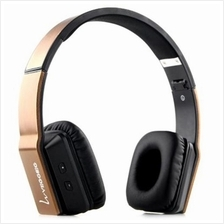 VEGGIEG V8200 STRETCH BLUETOOTH HANDS FREE HEADSET (GOLDEN)