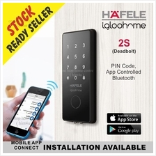 Hafele Igloohome 2S App Digital Door Lock