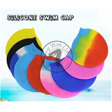 Silicone Swimming Cap (Adult) only at RM10/pc