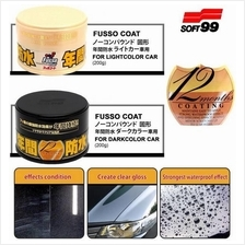 SOFT99 Fusso Coat 12 Months Wax Car Auto Care Color Waterproof Wash