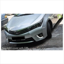 TOYOTA ALTIS 2014 - 2015 LED Light Bar+ Dimmer+ Auto On Fog Lamp Cover