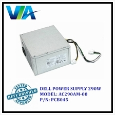 Dell Power Supply For Dell Optiplex 3020 7020 9020 MT 290W AC290AM-00