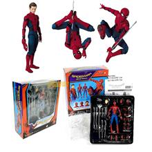 The Amazing Spiderman Peter Parker Action Figures 14cm