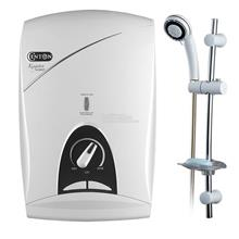 CENTON Instant Shower Water Heater - Kingston Series (with pump)