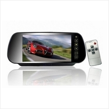 7 Inch Car Rear View Mirror Monitor (WCR-13B) ★
