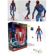 Marvel Spiderman The Amazing action figure 15cm