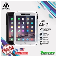 LOVE MEI Powerful Protective Case for iPad Air 2