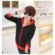 MS0028D Korean Fashion Fall Hooded Casual Students Jacket