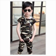 CC0016 Boys Cotton T-shirt Children's Summer