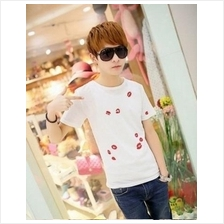 MS0009 New Korean Fashion Cotton T-Shirt