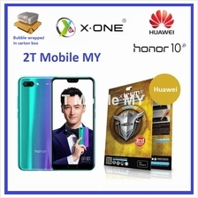 Huawei Honor 10 X-One Extreme Shock Eliminator Screen Protector 3rd Ge