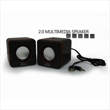 AWEI Mini Digital 2.0 Multimedia Speaker AW3