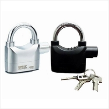 Original Kinbar 110dba Security Siren Alarm Padlock For Home/Bike