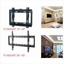 Universal Plasma/Led/LCD TV Wall Mount Bracket/Holder 14'-42'/26'-55'