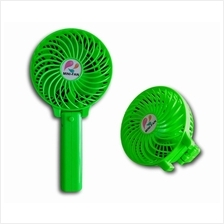 Mini USB Rechargeable Strong Wind Foldable Hand Fan