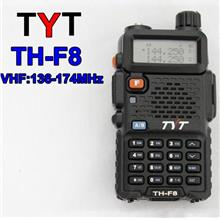 ORIGINAL TYT TH-UVF8 Handheld Transceiver Walkie Talkie-1pc