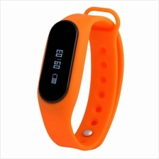 ES SMART WATCH WITH HEART RATE MONITOR PEDOMETER ANTI-LOST FUNCTION (O