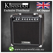 KINSMAN KG50FX 50W ELECTRIC GUITAR COMBO WITH DSP FX