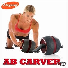 ☆AB CARVER☆ABS CARVER PRO. Resistance training Stretch Fit..
