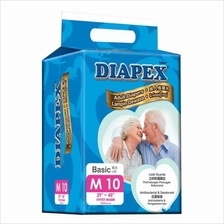 [Monthly Promotion]DIAPEX Adult Diapers UNISEX (M10, L8)