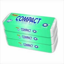 [Monthly Promotion ]CUTIE COMPACT Toilet Tissue 1.8 kg x 3 x 10roll)