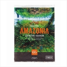 ADA Amazonia Soil Powder Aquarium Active Substrate 1L