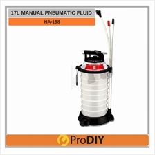 HA198 17 Litre Manual Pneumatic Fluid Pressure Pump Oil Extractor