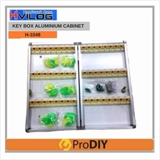 HVILOG H-1048 48Pcs Key Box Aluminium Cabinet Safety Key Storage Box