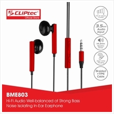 CLiPtec Balance Metal In-Ear Earbuds BME803)