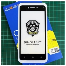 Oppo A37 Neo 9 Full Cover Color Tempered Glass Screen Protector
