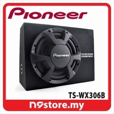 "Pioneer TS-WX306B 12"" Subwoofer with Sealed Box Enclosure 350W RM"