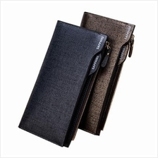 HIGH QUALITY WALLET WITH 11 CARD SLOTS & ZIP COIN POCKET - A0135